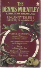Uncanny Tales 1 by Dennis Wheatley