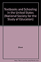 Textbooks and Schooling in the United States…