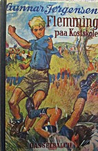 Flemming paa kostskole by Axel Mathiesen