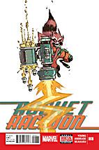 Rocket Raccoon (Vol. 2) #8: The Cold, Part 2…