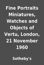 Fine Portraits Miniatures, Watches and…