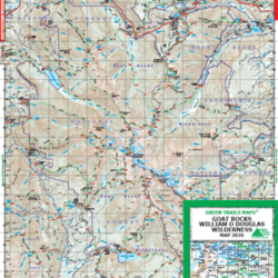 Bumping Lake 271 Green Trails Maps
