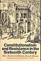 Constitutionalism and resistance in the…