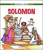 Solomon (Little Children's Bible Books)…