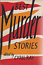 Best Murder Stories by Cyril Ray