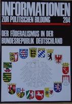 Informationen zur politischen Bildung 204.…