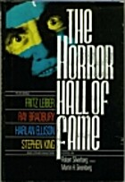 The Horror Hall of Fame by Robert Silverberg