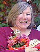 Author photo. Rose Marie Nichols McGee