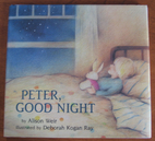 Peter, Good Night by Alison Weir