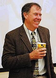 Author photo. Tim Noakes