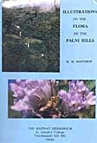 Illustrations on the Flora of the Palni…