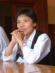 Author photo. Prof. Finn