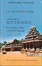 A history of South India from prehistoric…