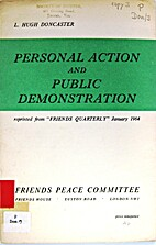 Personal action and public demonstration by…