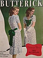 Butterick Pattern Book, 1944 Summer by The…