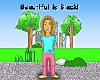 Beautiful Is Black by Serenity Anderson