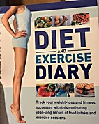 Diet and Exercise Diary by Hinkler Books