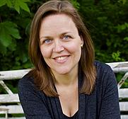 Author photo. photo: Aksel Hauglie Johnsen