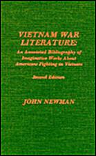 Vietnam War literature: an annotated…
