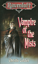 Vampire of the Mists by Christie Golden