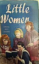 Little Women, Art-Type Edition by Louisa May…