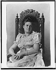 Author photo. c1870-90, Library of Congress