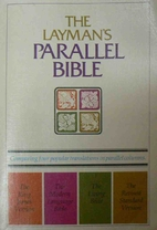 New Laymans Parallel Bible by Zondervan