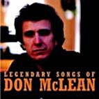 Legendary Songs of Don McLean by Don McLean