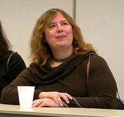 Author photo. Jennifer Schmidt (cropped)