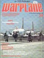 Warplane Volume 3 Issue 29 by Stan Morse