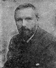 Author photo. from Suomen historia by K. O. Lindeqvist (d. 1927)
