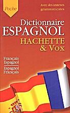Hachette & Vox: Dictionnaire de poche…