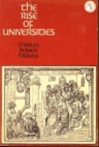 The Rise of Universities by Charles Homer…