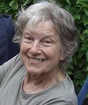Author photo. Joan Abse (1926-2005)