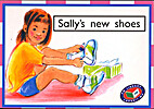 Sally's New Shoes by Annette Smith