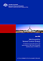 Web accessibility national transition…