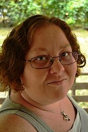 Author photo. Wendy Miller