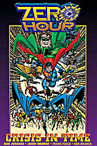 Zero Hour: Crisis in Time by Dan Jurgens