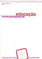 Revista Portuguesa de Educação volume 14…