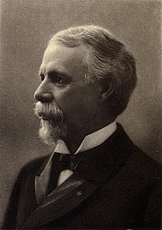 Author photo. Image from <b><i>The Spanish-American War</i></b> (1901) by Russell A. Alger