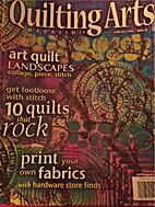 Quilting Arts (April-May 2009) by Various
