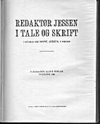 Redaktør Jessen i Tale og Skrift by [Jens]…