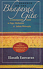 Essence of the Bhagavad Gita: A Contemporary…