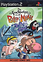 Grim Adventures of Bill and Mandy PS2