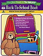 Back-to-school book: Preschool/kindergarten