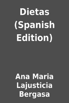 Dietas (Spanish Edition) by Ana Maria…
