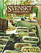 Svenskt smörgåsbord by Puck Jansson