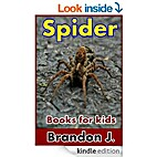 Spider books for kids : Amazing Pictures &…