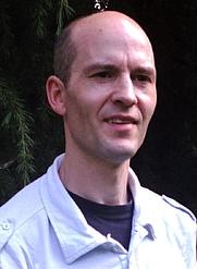 Author photo. Richard Monte
