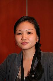 Author photo. Junko Mizuno (by Georges Seguin, 2007)